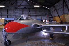 de Havilland  Vampire FB.52 229 South African Air Force, South African Air Force Museum Swartkop