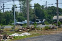 Stored aircraft of the Royal Thai Air Force, Royal Thai Air Force Museum Les Spearman