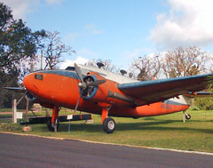 Lockheed C-60A Lodestar N69415, Museo Aeronáutico Cnel. (Av.) Jaime Meregalli