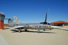 Lockheed NF-104A Starfighter 56-0790/FG-790 USAF, Edwards AFB West Gate Century CircleF