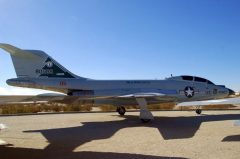 McDonnell F-101B Voodoo 58-0288 USAF, Edwards AFB West Gate Century Circle