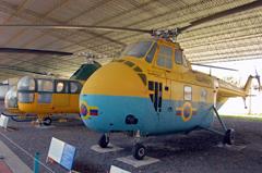 Sikorsky UH-19B Chickasaw 4AHR1, Museo Aeronautico de Maracay, Venezuela