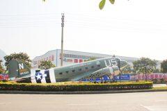 "Douglas C-47A Dakota VH-XUX/2100550/N-U5 ""Buzz Buggy"", Flying Tiger Heritage Park"