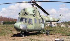 Mil Mi-2 0544, historyland hellevoetsluis