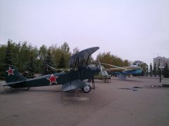 Polikarpov Po-2 Russian Air Force