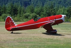 Ryan ST-A Special NC17368, North Cascades Vintage Aircraft Museum