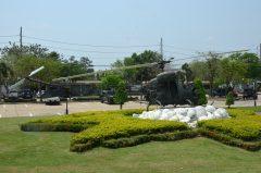 Bell OH-13S Sioux 9182 Thai National Memorial อนุสรณ์สถานแห่งชาติ Bangkok