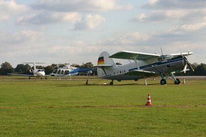 Antonov An-2 D-FWJO Flugplatz Stadtlohn-Vreden picture Johan Visschedijk