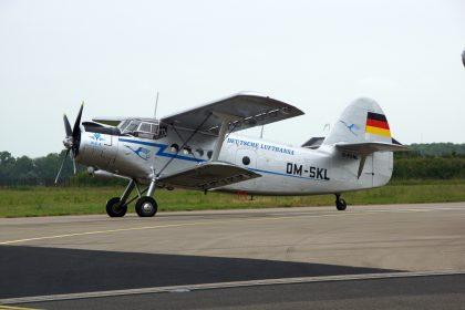 Antonov An-2T D-FONL DM-SKL Classic Wings