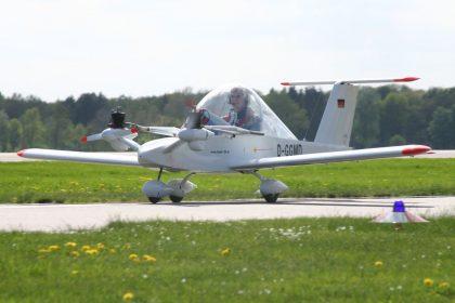 Columban MC-15 Cri-Cri D-GGMD private Flugplatz Stadtlohn-Vreden picture Johan Visschedijk