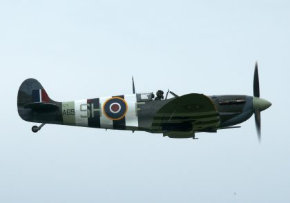Supermarine Spitfire Mk.Vb AB910 SH-F BoBMF Royal Air Force