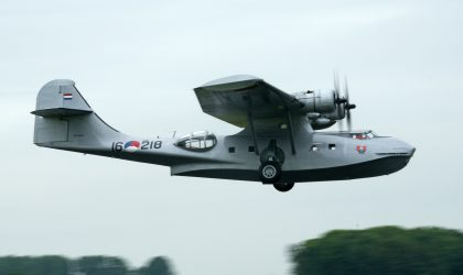 Consolidated PBY-5 Catalina PH-PBY 218-16 Stichting Catalina