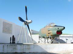 Fiat G91/R3 cockpit  Museu Do Combatente, Lisbon| picture Ruud Boots