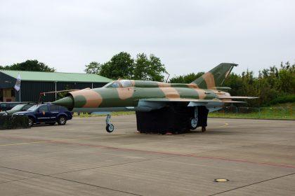 Mikoyan Gurevich MiG-21SPS 919