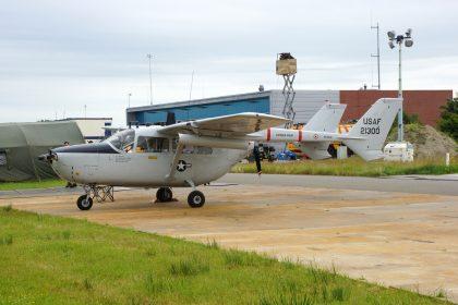 Cessna O-2A Super Skymaster N590D 21300 Postbellum Foundation