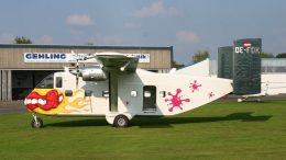 Shorts SC.7 Skyvan Srs.3 OE-FDK Flugplatz Stadtlohn-Vreden picture Johan Visschedijk