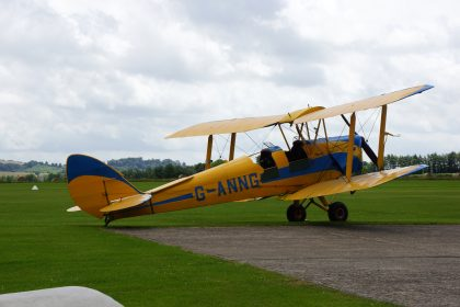 de Havilland DH.82a Tiger Moth G-ANNG private