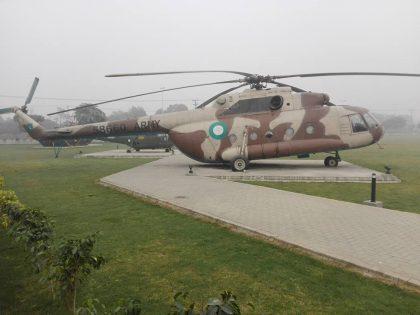 Mil Mi-17 58660 Pakistan Army Pakistan, Army Museum Lahore