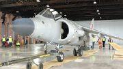 BAE Sea Harrier FA.2 ZD610 002 714 Royal Navy Aerospace Bristol