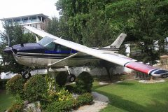 Cessna Ce206G Stationair 9M-PSC Polis Diraja Malaysia, Royal Malaysia Police Museum