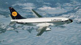 Boeing 737-230 Lufthansa