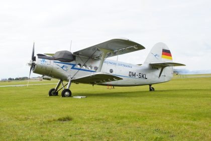 Antonov An-2T D-FONL DM-SKL Deutsche Lufthansa (Classic Wings)