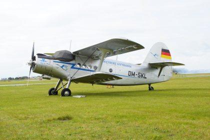 Antonov An-2T D-FONL DM-SKL Deutsche Lufthansa (Classic Wings), Marineluchtvaartdienst (Netherlands Naval Aviation Service)