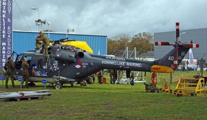 Westland SH-14D Lynx 261 Koninklijke Marine (Royal Netherlands Navy), Marineluchtvaartdienst (Netherlands Naval Aviation Service)