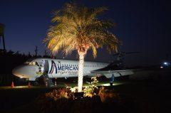Fokker 100 ZP-CFL American Flight School, Hotel Del Rancho
