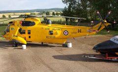 Westland Seaking HAS.3 XZ592 H RAF, Morayvia Kinloss, Scotland