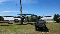 de Havilland Canada DHC-4 Caribou A4-275 RAAF, Parkes Aviation Museum - HARS