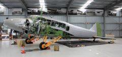 Avro Anson I W2364 RAAF, Nhill Aviation Heritage Centre
