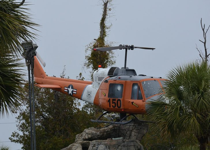 Bell TH-1L Iroquois 150 US Coast Guard,