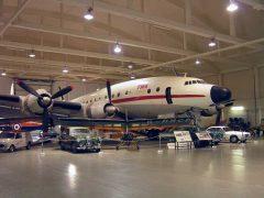 Lockheed L-749A Constellation N7777G TWA, Science Museum Wroughton