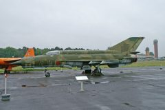 Mikoyan Gurevich MiG-21bis 24+53 German Air Force,