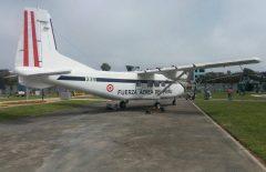 Harbin Y12-II 339 Peruvian Air Force, Parque del Aire, Santiago de Surco, Lima Peru