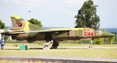 Mikoyan Gurevich MiG-23ML C441 Angola Air Force, Memorial to Victory of the Cuito Cuanavale Battle