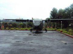 Short Skyvan NA-014 Air Force of Nepal, Military Museum Kathmandu, Nepal