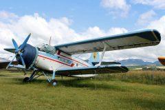 Antonov An-2P OM-VHB, Aeroklub Dubnica Nad Váhom, Slavnica, Slovakia
