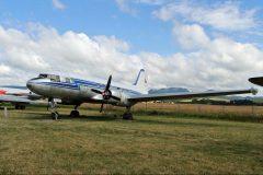 Avia Av-14SM 5101 Czechoslovakian Air Force, Aeroklub Dubnica Nad Váhom, Slavnica, Slovakia