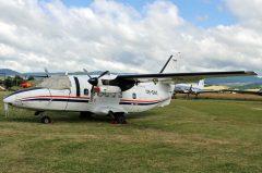 Let L-410UVP OM-DAC Aeroklub Dubnica Nad Váhom