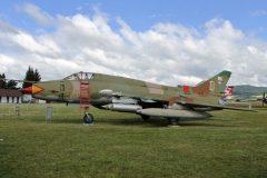 Sukhoi Su-22M4 2220/B Slovakian Air Force,