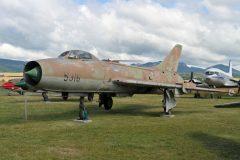 Sukhoi Su-7BM 5316 Czechoslovakian Air Force, Aeroklub Dubnica Nad Váhom, Slavnica, Slovakia   Andey Davey