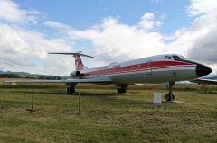Tupolev Tu-134A OK-AFB CSA OK Jet, Aeroklub Dubnica Nad Váhom, Slavnica, Slovakia   Andey Davey