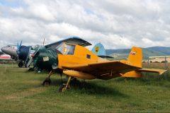 Zlin Z-37A Cmelák OM-HJO, Aeroklub Dubnica Nad Váhom, Slavnica, Slovakia   Andey Davey
