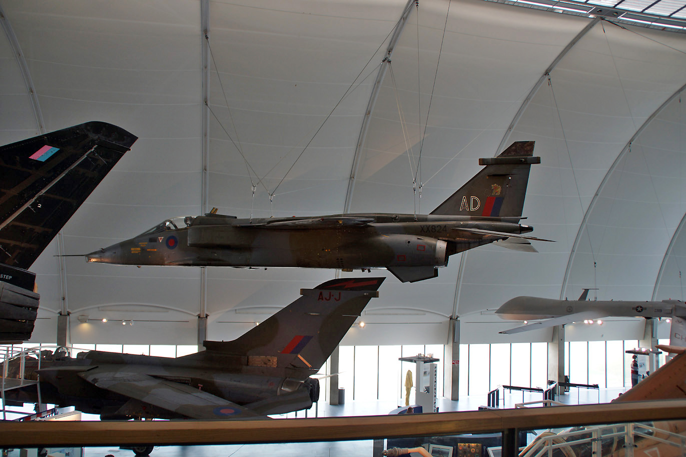 SEPECAT Jaguar GR 3A - Aviationmuseum