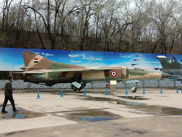 9501 Mikoyan Gurevich MiG-23MS Egypt Air Force