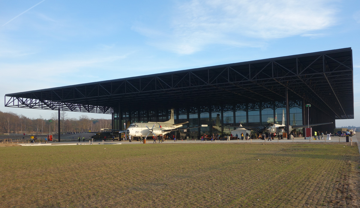 Nationaal Militair Museum Soest Netherlands