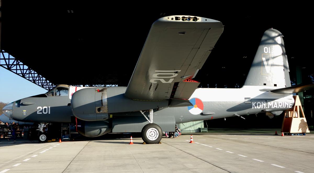 Lockheed SP-2H Neptune 201/V - Nationaal Militair Museum