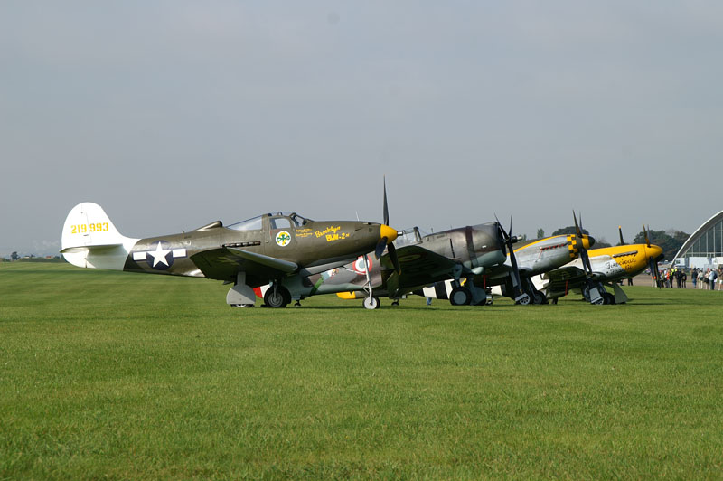 Duxford United Kingdom  city pictures gallery : ... line of residents of Duxford Aerodrome, Cambridgeshire, United Kingdom